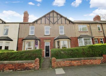 Thumbnail 4 bed terraced house for sale in Windsor Road, Monkseaton, Whitley Bay