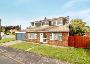 Thumbnail 3 bed detached house for sale in Coppergate Close, Nafferton, Driffield