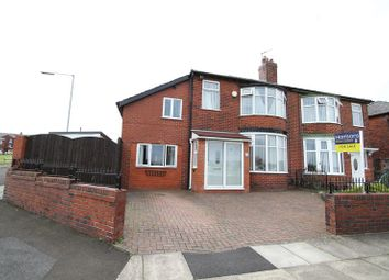 Thumbnail 5 bed semi-detached house for sale in Henry Herman Street, Middle Hulton, Bolton, Lancashire.