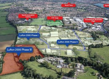 Thumbnail Land for sale in Lot, Lufton 2000 Business Park, George Smith Way, Yeovil