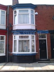 Thumbnail 3 bedroom shared accommodation to rent in Brompton Street, Middlesbrough