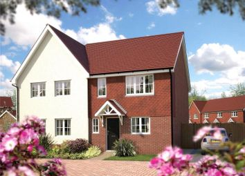 Thumbnail 3 bed semi-detached house for sale in Saxons Plain, Fulbeck Avenue, Worthing