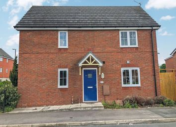 Thumbnail 3 bed detached house to rent in Cossington Road, Holbrooks, Coventry