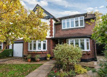 Thumbnail 4 bed detached house for sale in The Chestnuts, Walton-On-Thames
