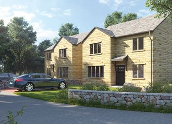 Thumbnail 4 bed detached house for sale in Crunwelle Court, Cottingley Road, Sandy Lane