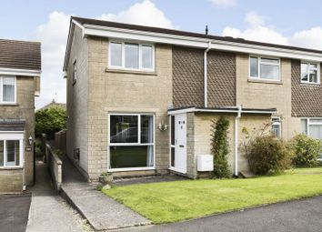 Thumbnail 3 bed semi-detached house for sale in Canons Close, Bath