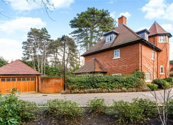 Thumbnail 4 bedroom detached house for sale in Queensbury Gardens, Coronation Road, Ascot, Berkshire