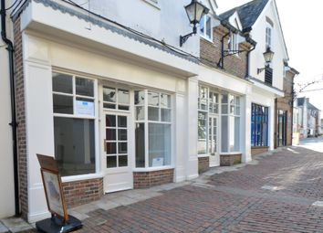 Thumbnail Retail premises to let in Antelope Walk, Dorchester