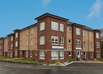 Thumbnail 1 bedroom flat for sale in Apartment A1, Pyrus, Springfield Gardens, Glasgow