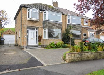 Thumbnail 3 bed semi-detached house for sale in Longford Crescent, Sheffield