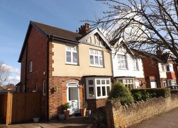 Thumbnail 3 bed semi-detached house for sale in Brockley Road, West Bridgford, Nottingham