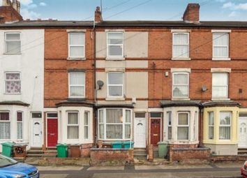 Thumbnail 3 bedroom terraced house to rent in Gladstone Street, Nottingham
