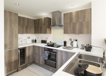 "Thumbnail 4 bedroom semi-detached house for sale in ""Kingsville"" at Haydock Park Drive, Bourne"
