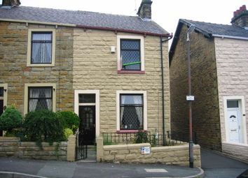Thumbnail 2 bed end terrace house to rent in Lawrence St, Padiham, Lancashire