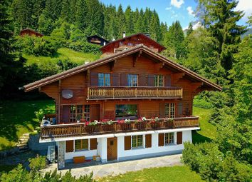 Thumbnail 6 bed chalet for sale in Chalet Attitlan - Villars-Sur-Ollon, Vaud, Switzerland