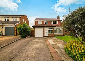 Thumbnail 4 bed detached house for sale in Marlborough Drive, Tytherington, Macclesfield