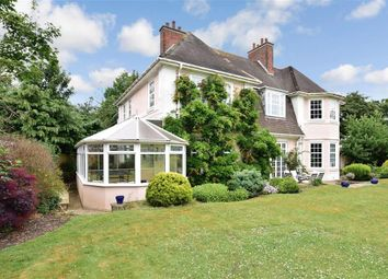 Thumbnail 5 bed detached house for sale in Godwyn Road, Folkestone, Kent