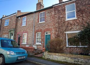 Thumbnail 1 bed flat to rent in Alma Terrace, York