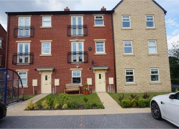 Thumbnail 2 bedroom town house for sale in Holts Crest Way, Leeds