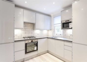 Thumbnail 3 bed flat to rent in Mill Lane, West Hampstead, London
