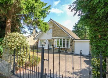 Thumbnail 4 bed detached bungalow for sale in Bank End Lane, Almondbury, Huddersfield