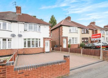 Thumbnail 2 bedroom semi-detached house for sale in Inchlaggan Road, Fallings Park, Wolverhampton