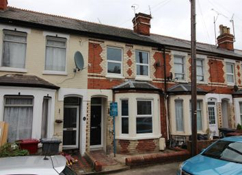 Thumbnail 3 bedroom terraced house for sale in Curzon Street, Reading