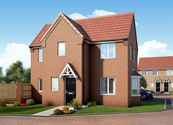 "Thumbnail 3 bed property for sale in ""The Windsor At Kingswood"" at Spring Close, Kinsley, Pontefract"