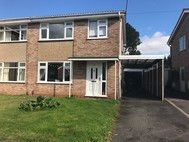 Thumbnail 3 bed semi-detached house for sale in Glebe Road, Thringstone, Coalville, Leicestershire