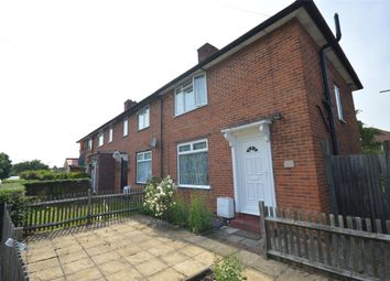 Thumbnail 3 bed end terrace house to rent in Merevale Crescent, Morden, Surrey