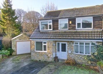 Thumbnail 4 bed semi-detached house for sale in St. Pauls Grove, Ilkley