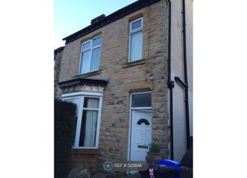 Thumbnail 4 bed end terrace house to rent in Sackville Road, Sheffield