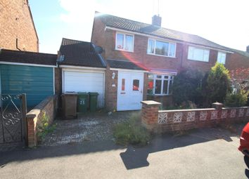 Thumbnail 3 bed property to rent in Holmscroft Road, Luton