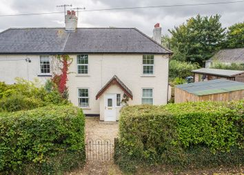 Thumbnail 3 bed semi-detached house for sale in Tedburn St. Mary, Exeter