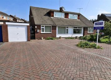 Thumbnail 3 bed semi-detached house for sale in Brixworth Close, Ernesford Grange, Coventry