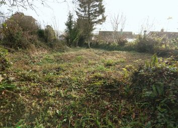 Thumbnail Land for sale in Beacon Road, Bodmin