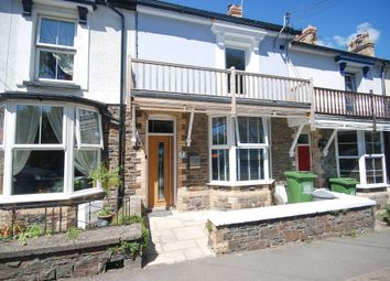 Thumbnail 3 bed terraced house to rent in Grenville Terrace, Northam, Bideford