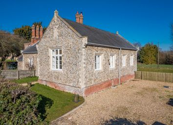 Thumbnail 2 bed semi-detached house for sale in Chevington, Bury St Edmunds, Suffolk