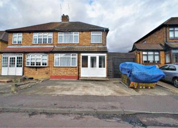 Thumbnail 3 bed semi-detached house for sale in Harriescourt, Waltham Abbey
