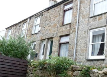 Thumbnail 2 bed terraced house to rent in Eden Terrace, Newlyn, Penzance