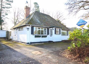 Thumbnail 3 bedroom detached house for sale in Aldershot Road, Fleet