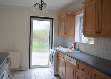 Thumbnail 2 bed semi-detached house to rent in Huntingfield Way, Egham