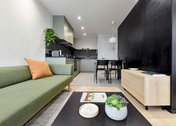 Thumbnail 1 bedroom flat for sale in Spinners Way, Castlefield, Manchester