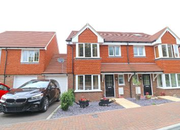Thumbnail 4 bed town house for sale in Sand Ridge, Ridgewood, Uckfield