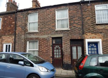 Thumbnail 2 bedroom terraced house for sale in 14 South Everard Street, Kings Lynn, Norfolk