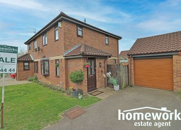 Thumbnail 3 bed semi-detached house for sale in Brooks Drive, Scarning