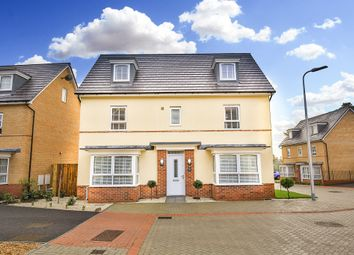 Thumbnail 5 bedroom detached house for sale in Ffordd Hann, Lanelay Hall, Talbot Green