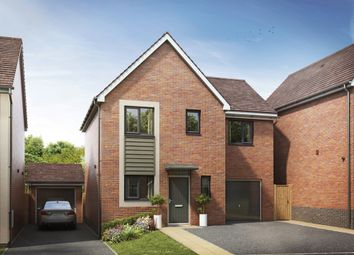 Thumbnail 3 bed detached house for sale in Plot 295 The Hallvard, Bramshall Meadows, Bramshall, Uttoxeter