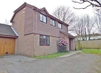Thumbnail 3 bed link-detached house for sale in Stalybridge Close, Park Gate, Southampton