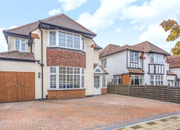 Cecil Park, Pinner, Middlesex HA5. 6 bed detached house